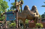 The Spitting Camel is Back at Magic Kingdom!