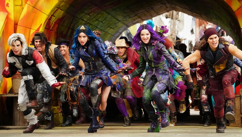 """New Descendants 3 Music Video """"Good to Be Bad"""""""