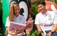 Walt Disney World Provided 40,000 Disney Books to Central Florida.