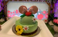 Minnie's New Garden Party Dessert