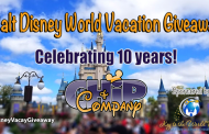 Celebrate the 10th Anniversary of Chip and Co with a free trip to Walt Disney World!