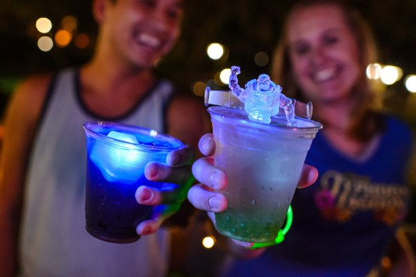 Food and Drinks Galore at H2O Glow Nights 6