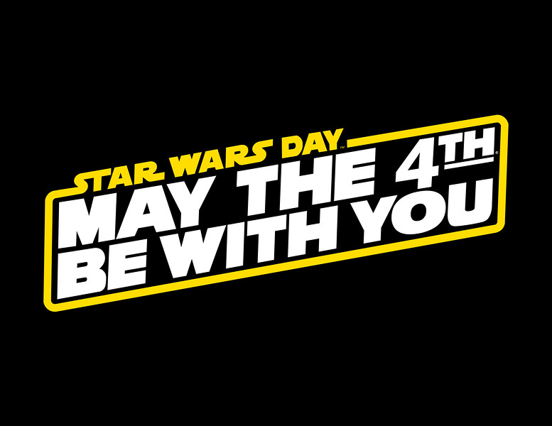 May the 4th be with you! Celebrate with New 'Star Wars' Merchandise