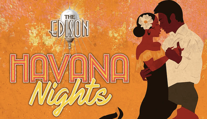 Havana Nights Coming to The Edison in Disney Springs