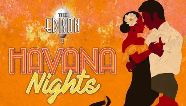 Havana Nights Coming to The Edison in Disney Springs 1
