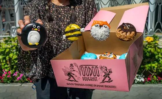 Sneak Peek at the New Animal Doughnuts Voodoo Doughnut at CityWalk