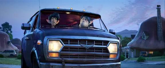 """First Look at Disney and Pixar's """"Onward"""" Movie"""