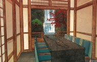 Takumi-Tei Restaurant to Opening This Summer at Epcot