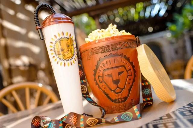 New Lion King Celebration Food at Disney's Animal Kingdom 9