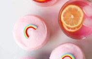 The Strawberry Lemonade Cupcake is Back at Sprinkles Cupcakes