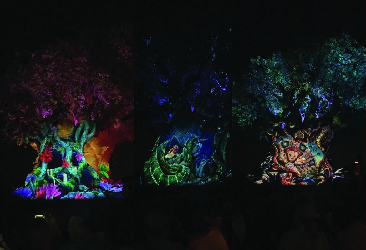New Lion King Inspired Tree of Life Awakenings Begins