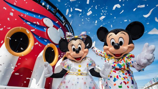 Celebrate 90 Years of Mickey with a Party at Sea!