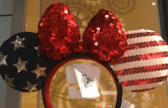 New Patriotic Minnie Ears And More Now Available At Disney Parks