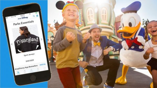 The ShopDisney parks standalone app is being retired 1