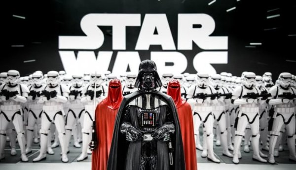 Disney Is Holding Auditions For Star Wars Stormtroopers 1