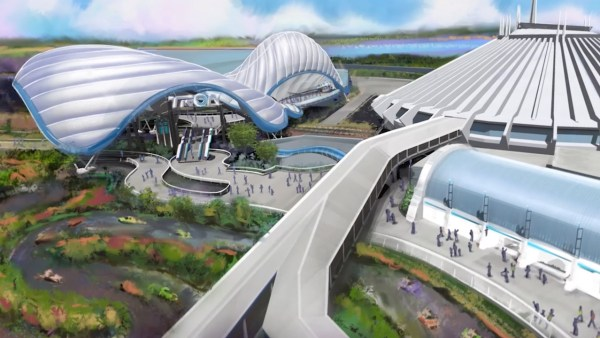 Exciting Progress on the TRON Attraction