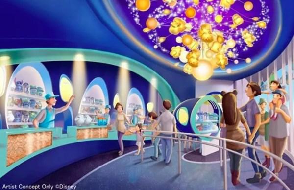 New Popcorn Shop and Bucket Coming to Tokyo Disneyland! 1