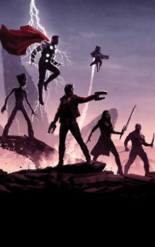 "Marvel Studios Will Begin Filming ""Guardians of the Galaxy: Vol 3"" In 2020 1"