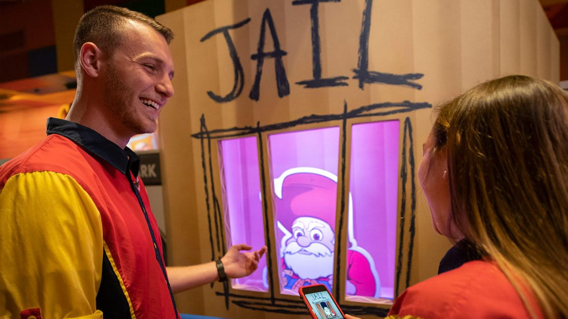 You Can Find Stinky Pete With The Play Disney Parks App In Toy Story Land!