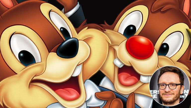 """Akiva Schaffer to Direct Disney's """"Live Action"""" Chip and Dale: Rescue Rangers Film"""