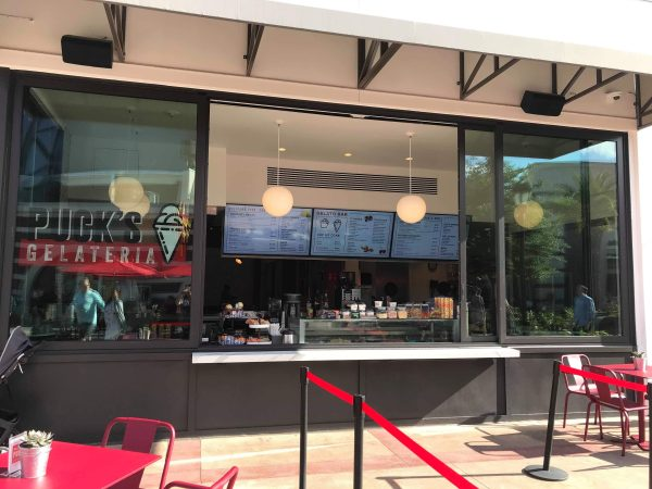 Beat the Heat With A Treat From Puck's Gelateria at Disney Springs