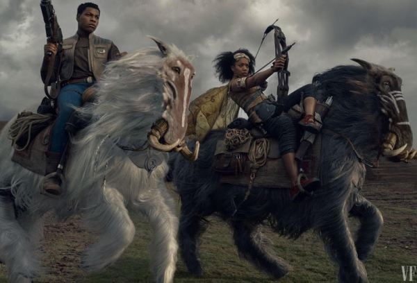 First Look At Episode IX 'Star Wars: The Rise of Skywalker' With Vanity Fair 11