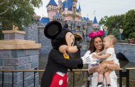 Eva Longoria Celebrates her sons First Birthday at Disneyland