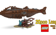 20,000 Leagues Under The Sea LEGO Set Coming To D23 EXPO