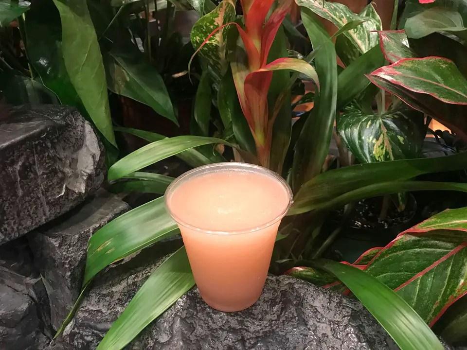 Kona Island Now Serving Boozy Frosé Drink