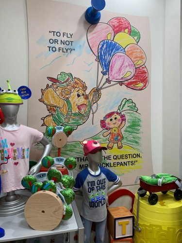 Toy Story Pop Up Shop at Hollywood Studios! 4