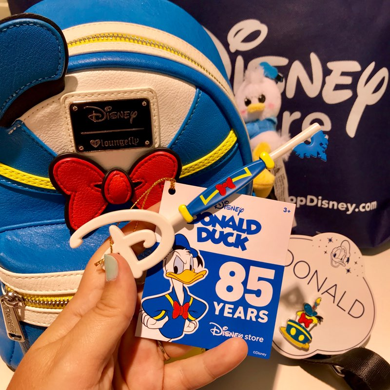 New Donald Duck Merchandise And Event Celebrates 85 Years 1