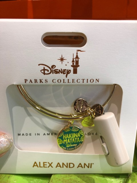 Lion King Bangles From Alex and Ani Have Hakuna Matata Style 3