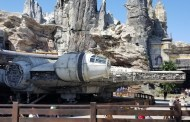 Disney World Annual Passholder Sneak Peek at Star Wars: Galaxy's Edge