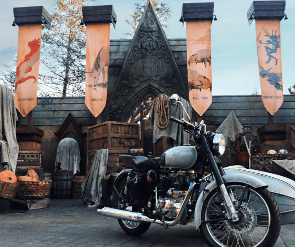 Huge Delays for Guests at Hagrids Magical Creatures Motorbike Adventures