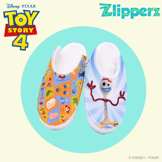New Toy Story Slippers With A Fun And Playful Twist 3