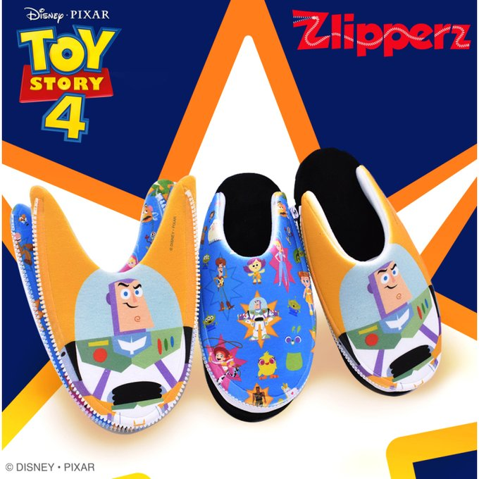 New Toy Story Slippers With A Fun And Playful Twist 2