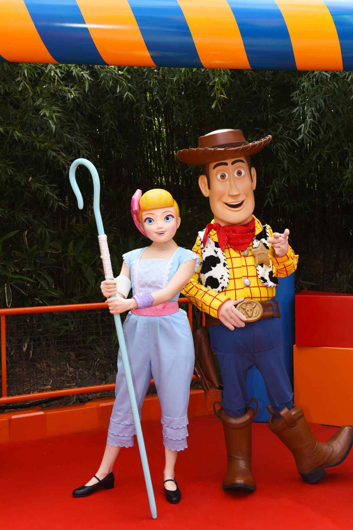"""First Look at """"Toy Story Play Days"""" at Disneyland Paris!"""