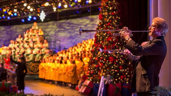 A Magical Holiday Season is Coming to Walt Disney World in 2019