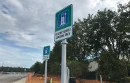 Electric Vehicle Parking At Hollywood Studios