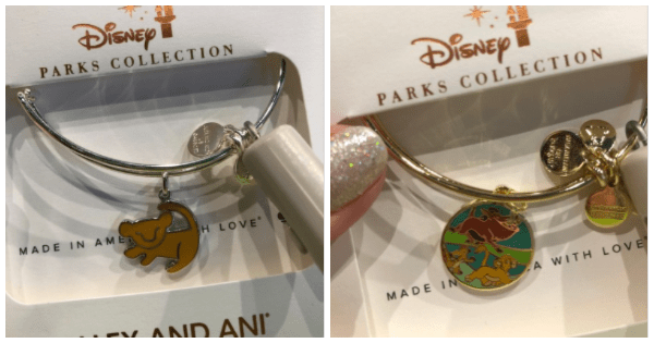 Lion King Bangles From Alex and Ani Have Hakuna Matata Style 1