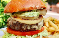 Spice up your Summer at Uva Bar & Cafe with the Carne Asada Burger of the Month