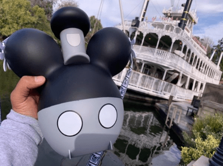 Steamboat Willie Popcorn Bucket Has Made it to Magic Kingdom