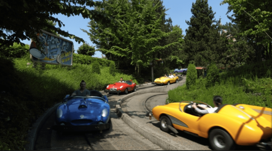 MOT Test for Autopia Has Begun at Disneyland Paris!