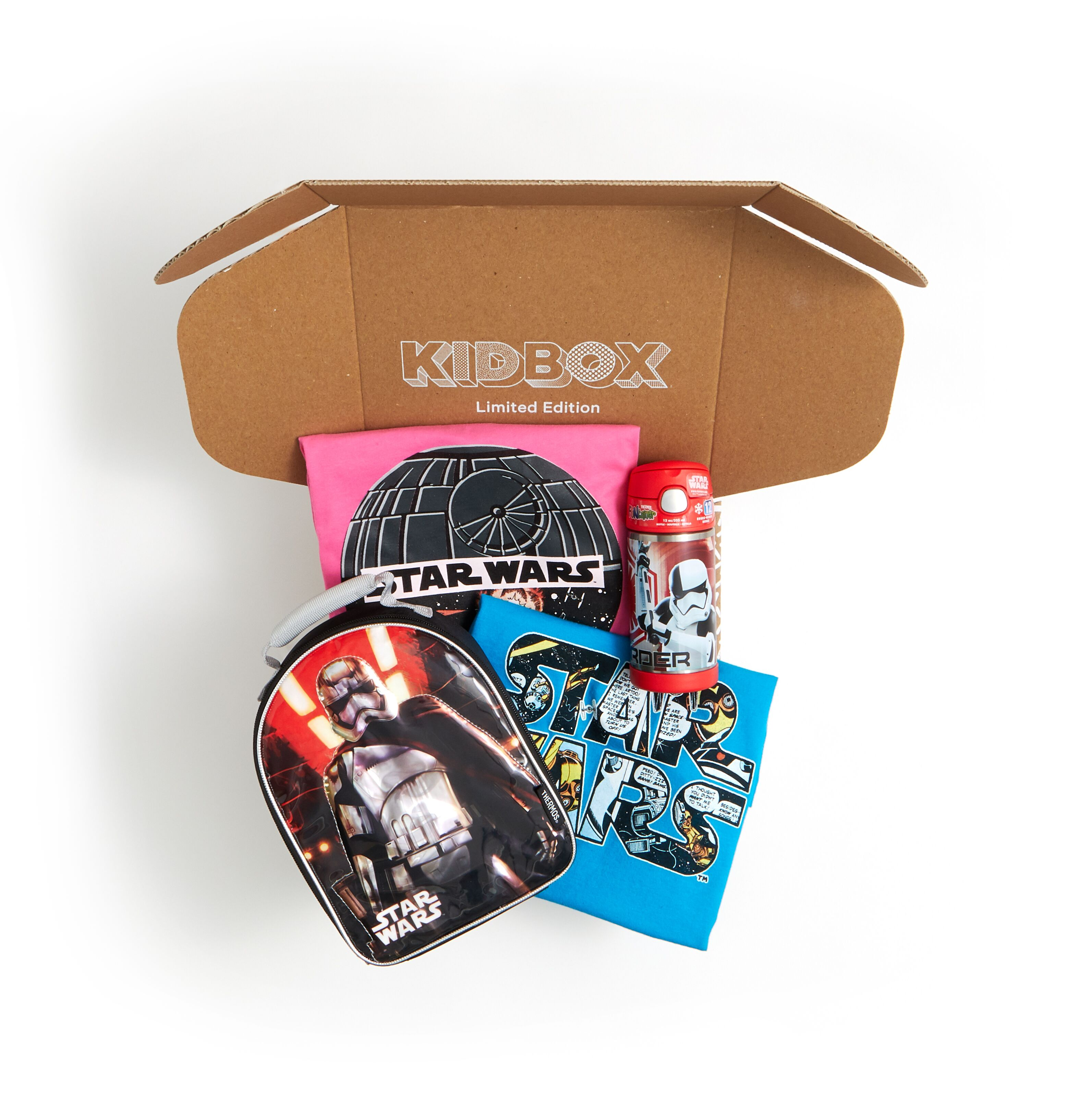 KIDBOX Launches Disney, Star Wars and Marvel Themed Style Boxes 3