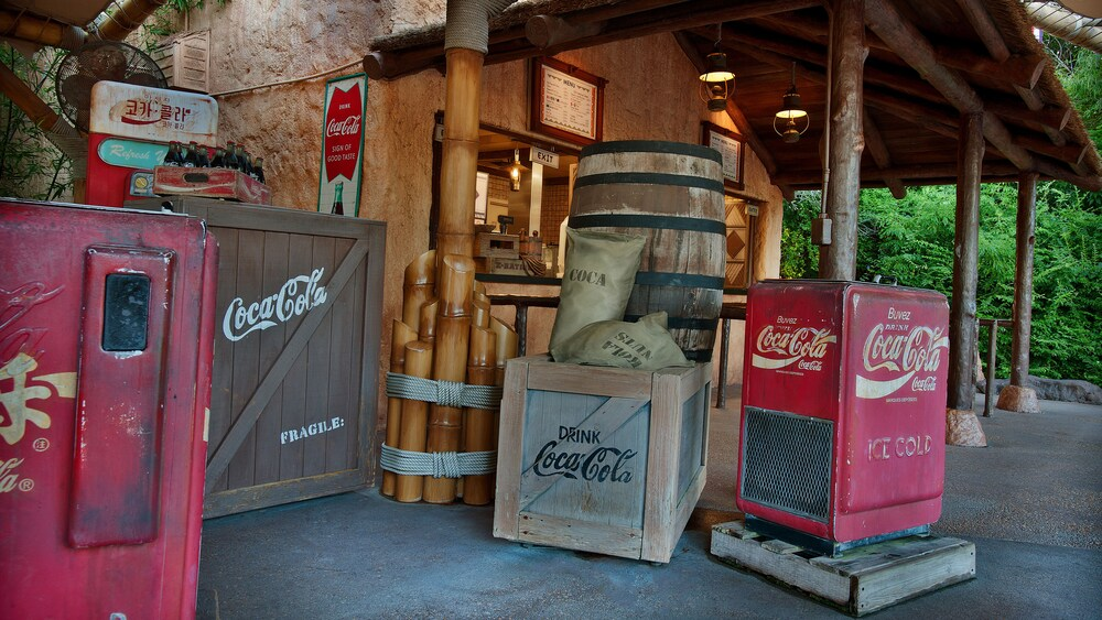 New African Specialties Coming to Epcot's Refreshment Outpost