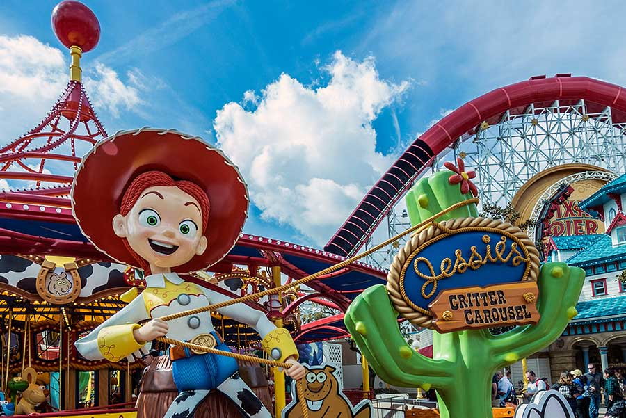 Celebrate Toy Story 4 at the Disneyland Resort