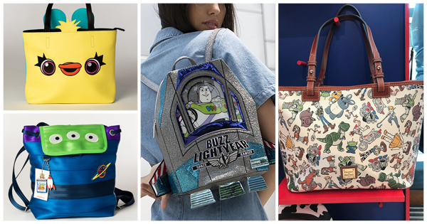 Toy Story 4 Designer Handbags