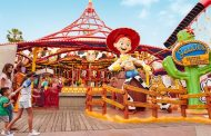 Enter The Pixar Pier Rootin' Tootin' Sweepstakes To Win A Disneyland Vacation