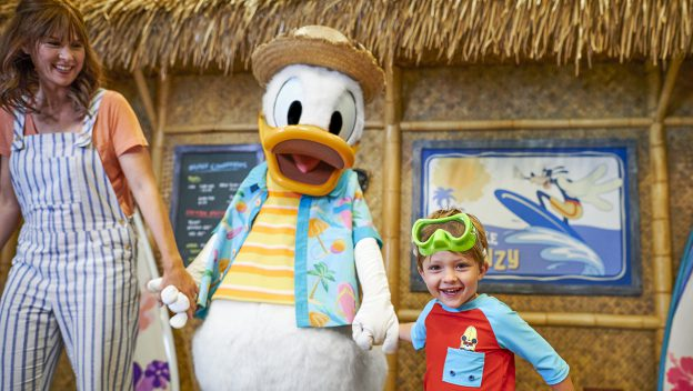 Donald Duck's Birthday Bash at Disneyland Resort