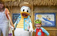 Donald Duck's Birthday Bash at Disneyland Resort